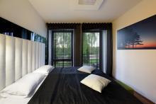 Kahetoaline saunaga sviit